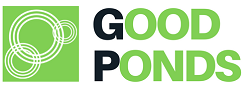 Good Ponds – Landscape and Garden Logo
